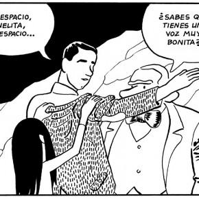 Marianela, de Galdós, en Comic