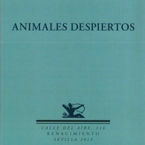Animales despiertos, de David Pujante