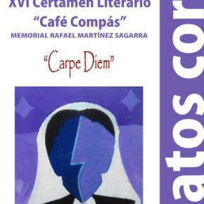 """Rodrigo Martín Noriega. Premio de relato corto """"Café Compás"""""""