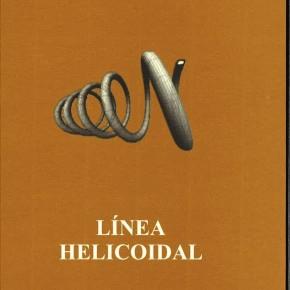 Línea helicolidal, de Amparo Santana Marí, Premio Gerardo Diego 2014