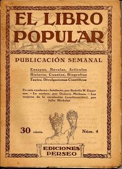 1 El libro Popular III