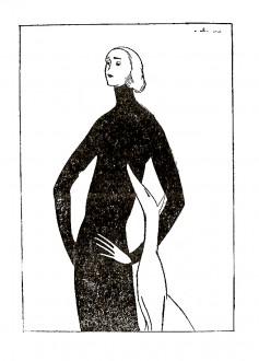 2 Ilustración de Ochoa para Los marineros y sus amigas II