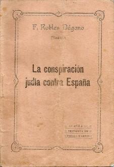 5 La conspiración judia contra España
