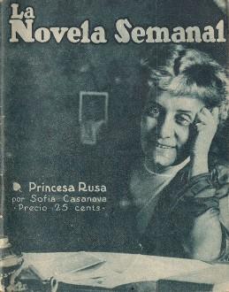 10 La princesa rusa I