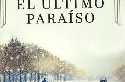 """""""El último paraíso"""", de Antonio Garrido"""