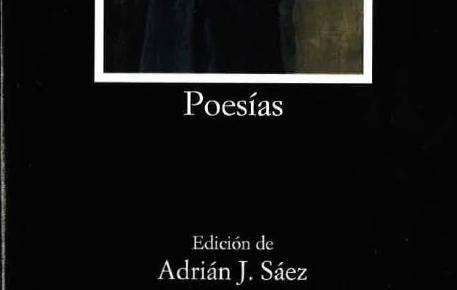 """""""Poesías"""", de Miguel de Cervantes"""