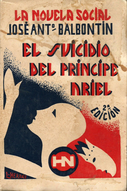 El suicidio del príncipe Ariel