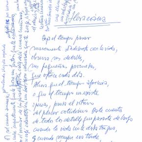 Horaciana, David Pujante